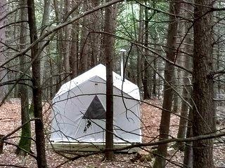 Tentrr - Trailside Camp at Greenhill