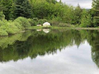 Tentrr - Tuscan Highland Pond Site East