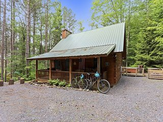 Perfect location for a Canaan Valley vacation! Welcome to Red Squirrel Pines!