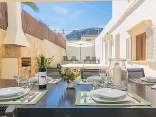 MAR I MUNTANYA - Chalet for 12 people in Colonia de Sant pere