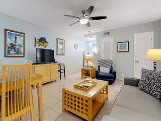NEW LISTING! Cozy, Pompano Beach getaway w/ shared pool - walk to the beach!