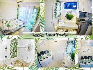 Tagaytay Tropical Paradise Staycation