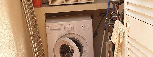 Zona lavado y secado