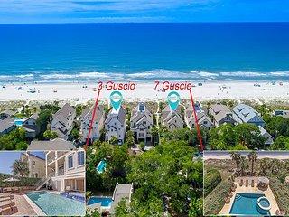 7 Guscio Way- Direct OCEAN FRONT Home w/ Elevator, Pool & Spa