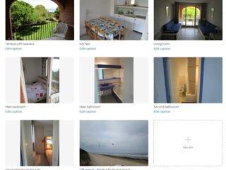 Appartement 3 pièces vue mer presqu'iles de Giens.