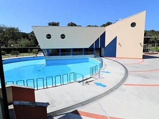 Holiday home 127 with swimming pool in Residence Serra Degli Alimini 2