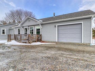 Dog-friendly modern bungalow w/ decks - near hiking, biking & ocean shore!