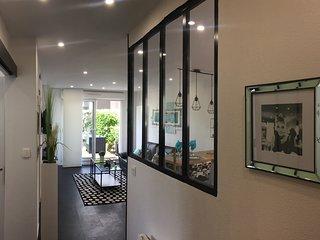 Tres bel appartement T2 avec jardin sur Vannes