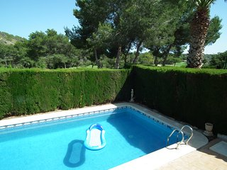 Las Ramblas 3 Bed Villa with Private Pool (A1)