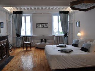 A La Javalière - Chambres d'Hôtes à Mont-Saint-Vincent