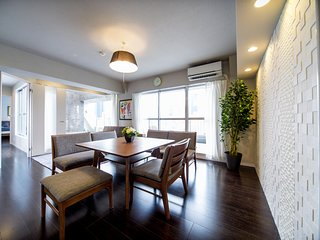 SHINJUKU NEW/LARGE(862ft²) for 9 People (2 mins to station) - MODERN REMODELED