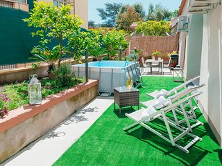 Villa Totti with Private Pool, Garden, Parking and Elevator
