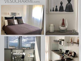VESUCHARME SUITE Flat b&b Studios Apartments