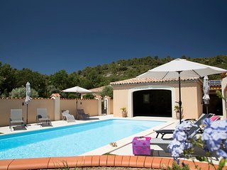 Villa Picholine. Fully Air conditioned with private parking