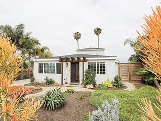 New-Remodeled Mid-Century Home in Encinitas