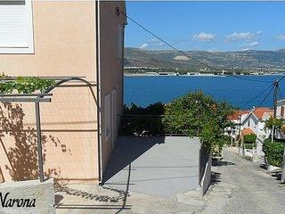 Villa Narona - Standard One Bedroom Apartment with Balcony and Sea View