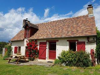 'La Vallee du Bruant', maison de campagne proche circuit des 24h du Mans