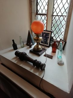A few items found at St Mary's...