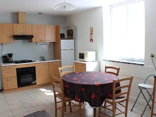 (Apt63) Appartement** Meublé Curistes 150m des Thermes de St Roch La Roche Posay