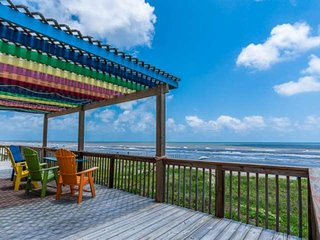 Unobstructed View, Pet Friendly Sea Isle w/Beach Access, Big Deck, Local Pool, F
