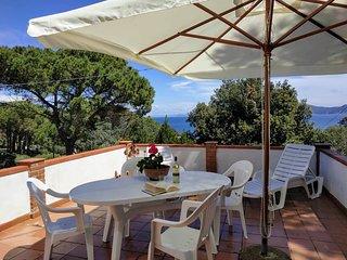 Il Pinolo 6 pax - panoramic terrace - Padulella