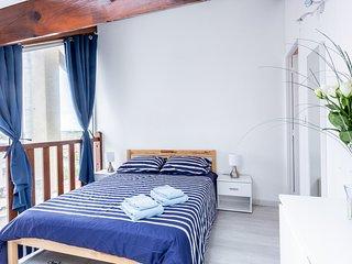 Ravissant appartement 6 personnes situé à 2 pas de l'océan –Terrasse – Parking