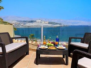 Fuerteventura Sol 503 con vistas al mar, al lado de la playa, ideal familias