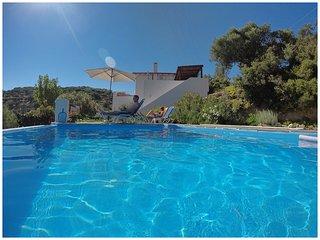 Villa Skalaki - Un petit coin de Paradis au milieu des oliviers