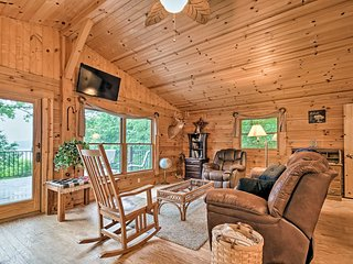 Cozy Amish Country Cabin on Shipshewana Lake!