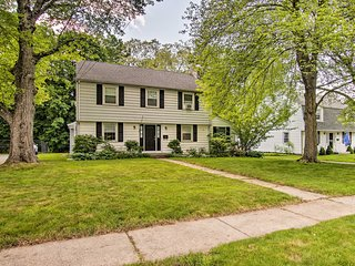Spacious West Hartford Home - 4 Miles to Downtown!