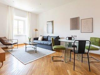 Sonder | Via Piemonte | Charming 3BR + Sofa Bed