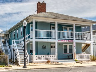 Two cozy beach condos w/ full kitchens & free WiFi - in downtown Ocean City!