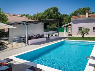 Awesome home in Pula w/ Outdoor swimming pool, WiFi and 1 Bedrooms (CIR377)
