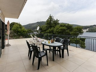 Apartments Posta - One-Bedroom Apartment with Terrace and Sea View (4 Adults