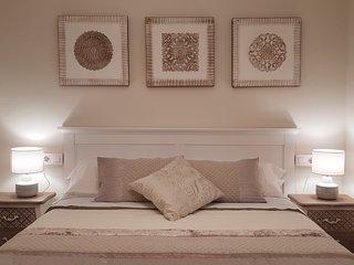 El Escondite de Hurle - Piso 2hab + sofa-cama a 10m de playa, con WIFI, Movistar