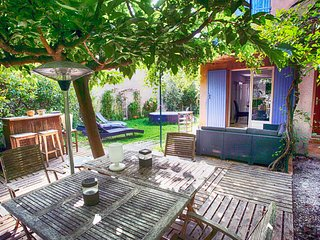Villa avec Jardin et Jacuzzi proche centre St Remy