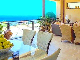 SEA VIEW PANORAMIC ROOM  Pool Terrace Taormina