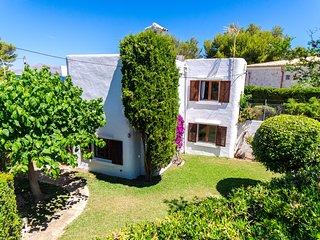 Beautiful white beach house CASABLANCA