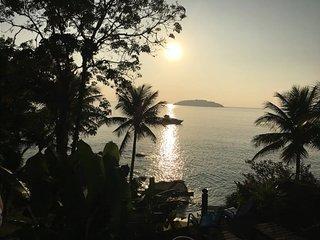Villa Rossi - Ilha do Araujo - Paraty. Island, beach and relaxing