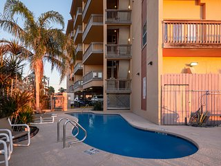 Waterfront condo w/ shared pool, hot tub, & dock - minutes from the beach