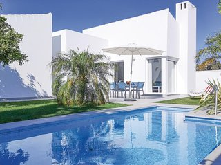 Stunning home in Conil de la Frontera w/ Internet, Outdoor swimming pool and 3 B