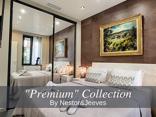 N&J - 'Romantic Suite' - Central - Garden view