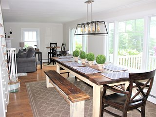 Capitol Retreat - An Impressive Boothbay Harbor Vacation Home