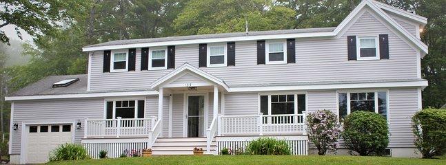 Belle maison à Boothbay Harbor complètement rénové