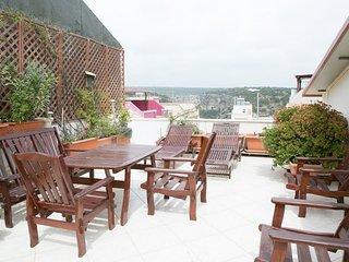 Casa Sissi - Komfortable Ferienwohnung mit grosser Sonnenterrasse - Kultur pur