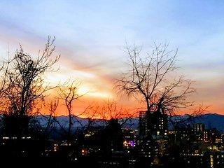 PLUSH Downtown Oasis... Stunning Sunset Views