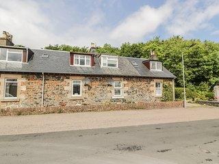 KINTYRE COTTAGE, terraced, open fire, garden, Carradale, Campbeltown, Ref 22753