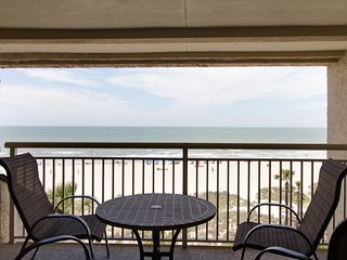 Oceanfront villa w/ ocean views, shared pool & more - walk to beach!
