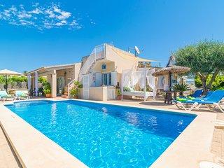 CAN CONTENT - Villa for 5 people in Playa De Muro