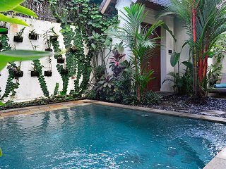 Villa Anggrek - private, secure and beautiful.